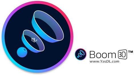 دانلود Boom 3D 1.0.3 - پلیر حرفه ای صداهای سه بعدی