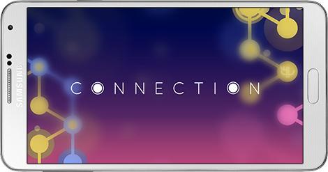 """دانلود بازی CONNECTION 1.0.2 - بازی فکری """"اتصال"""" برای اندروید + نسخه بی نهایت"""