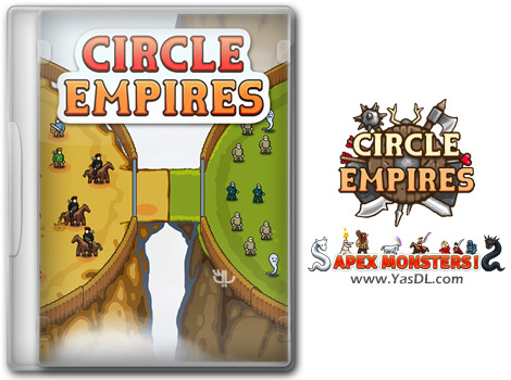 دانلود بازی Circle Empires Apex Monsters برای PC
