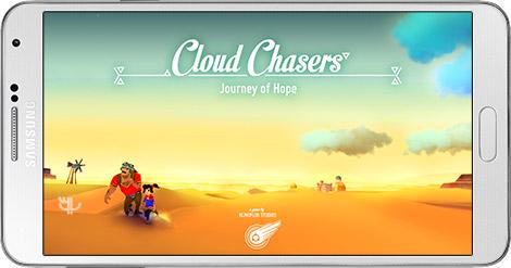 دانلود بازی Cloud Chasers 1.1.0 - در جستجوی ابر برای اندروید
