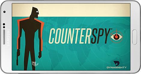 دانلود بازی CounterSpy 1.0.110 - مامور جاسوسی برای اندروید + دیتا + نسخه بی نهایت