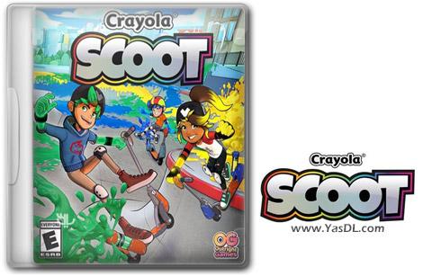 دانلود بازی Crayola Scoot برای PC