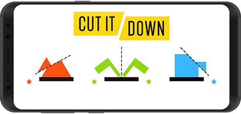 دانلود بازی Cut It: Brain Puzzles 1.3.5 - برش دادن اشیاء برای اندروید + نسخه بی نهایت