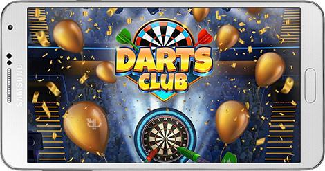 دانلود بازی Darts Club 2.2.3 - باشگاه دارت برای اندروید