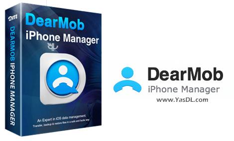 دانلود DearMob iPhone Manager 3.2 - نرم افزار مدیریت آیفون و آیپد