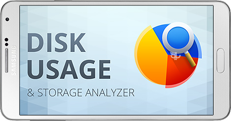 دانلود Disk & Storage Analyzer [PRO] 4.1.0.9 - نرم افزار مدیریت فضای ذخیرهسازی برای اندروید