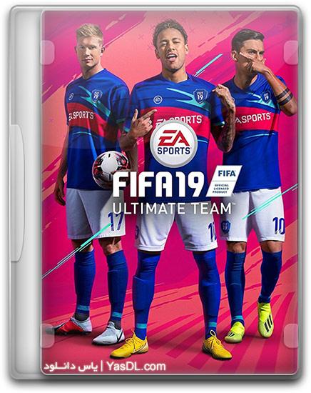 دانلود بازی FIFA 19 Ultimate Edition برای PC + نسخه دمو رایگان