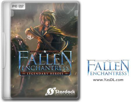 دانلود بازی Fallen Enchantress Ultimate Edition برای PC