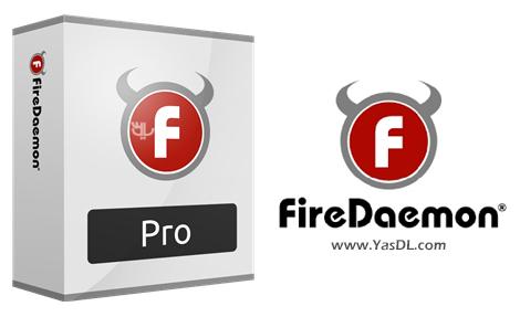 دانلود FireDaemon Pro 3.15.2765 - اجرای برنامهها و اسکریپتها به عنوان سرویس در ویندوز