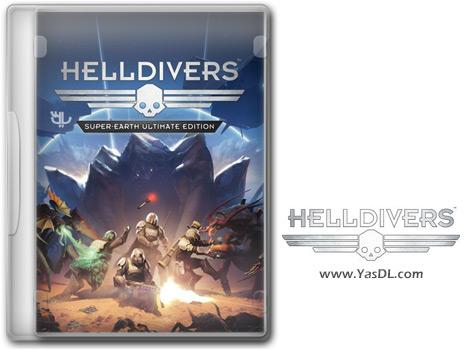 دانلود بازی HELLDIVERS Dive Harder برای PC