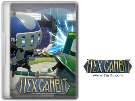 دانلود بازی Hex Gambit برای PC