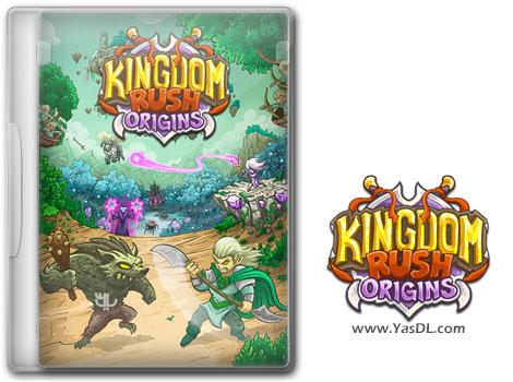 دانلود بازی Kingdom Rush Origins برای PC