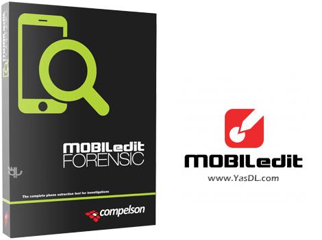 دانلود MOBILedit! Forensic 10.0.0.24883 - نرم افزار نظارت و جرم شناسی موبایل