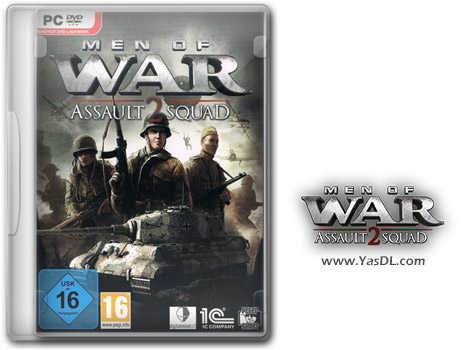 دانلود بازی Men of War Assault Squad 2 Cold War برای PC