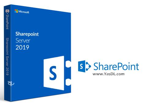 دانلود Microsoft SharePoint Server 2019 - مایکروسافت شیرپوینت سرور 2019