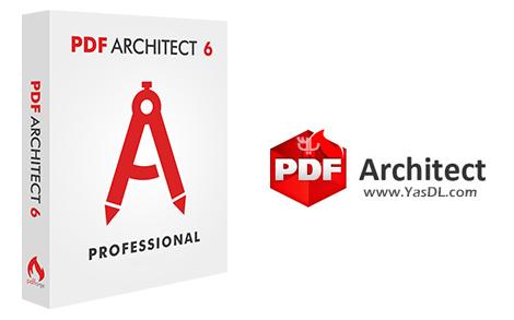دانلود PDF Architect Pro + OCR 6.1.23.1856 x86/x64 - نمایش، ساخت و ویرایش اسناد PDF