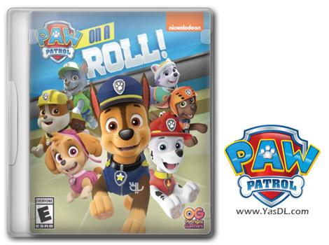 دانلود بازی Paw Patrol On A Roll برای PC