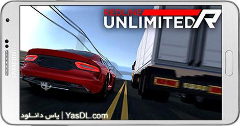 دانلود بازی Redline Unlimited 1.02 - رانندگی در ترافیک برای اندروید + دیتا + نسخه بی نهایت