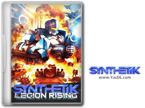 دانلود بازی SYNTHETIK Legion Rising The Red Guard برای PC