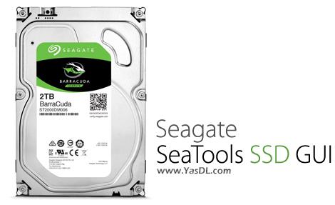 دانلود Seagate SeaTools SSD GUI 3.1.51 - مدیریت حافظههای SSD