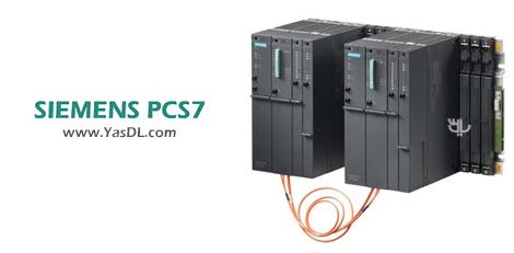 دانلود Siemens SIMATIC PCS 7 9.0 SP1 x64 - نرم افزار برنامه نویسی پیالسی (PLC)