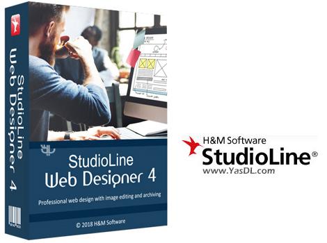 دانلود StudioLine Web Designer 4.2.42 - نرم افزار طراحی وب سایت