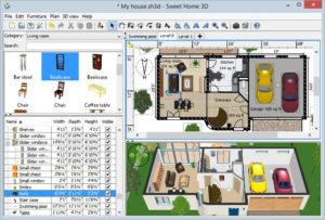 Sweet Home 3D.cover1  300x203 - دانلود Sweet Home 3D 6.6 - نرم افزار طراحی دکوراسیون داخلی