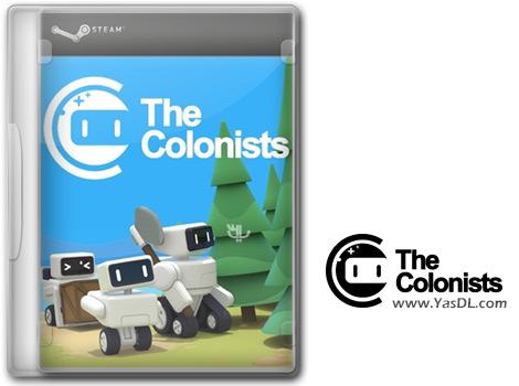 دانلود بازی The Colonists برای PC