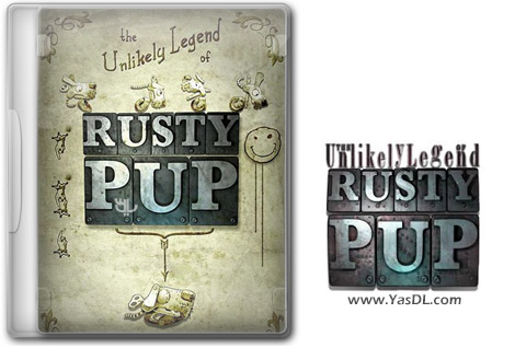 دانلود بازی The Unlikely Legend of Rusty Pup برای PC
