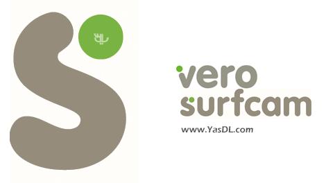 دانلود VERO SURFCAM 2019 R1 x64 - نرم افزار ماشین کاری سی ان سی