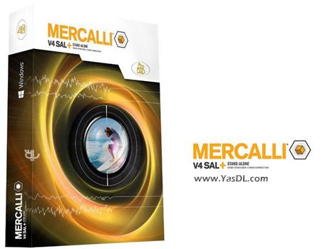 دانلود proDAD Mercalli V4 SAL+ 4.0.458.3 - نرم افزار تثبیت و از بین بردن لرزش فیلم ها