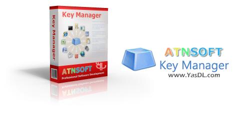 دانلود ATNSOFT Key Manager 1.13 Build 400 - ساخت میانبر برای ماوس و کیبورد