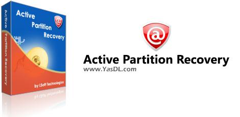 دانلود Active Partition Recovery Ultimate 18.0.0 - نرم افزار بازیابی اطلاعات