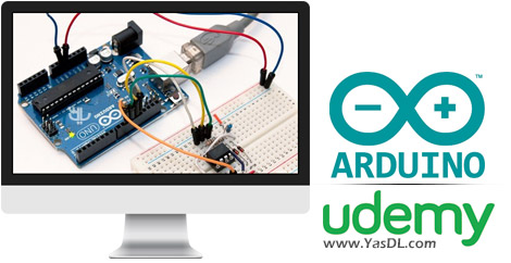 دانلود آموزش قدم به قدم آردوینو - Arduino Step by Step (2018) : Your Complete Guide