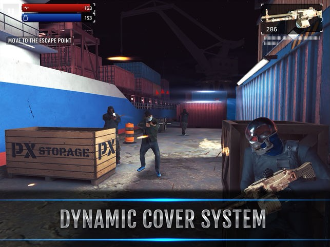 Armed Heist 1.1.10 - Armed Robbery For Android + Datasheet + Infinite Edition