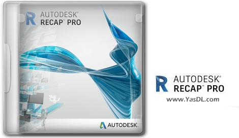 دانلود Autodesk ReCap Pro 2020 x64 - نرم افزار اسکن تصاویر و مدل سازی 3 بعدی