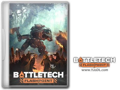دانلود بازی BATTLETECH Flashpoint برای PC