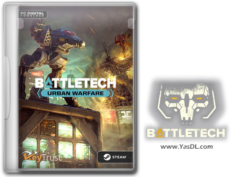 دانلود بازی BATTLETECH Urban Warfare REPACK برای PC