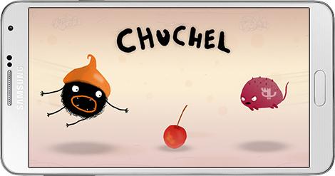 دانلود بازی CHUCHEL 1.0.2 - کمدی موجود پشمالو برای اندروید + دیتا