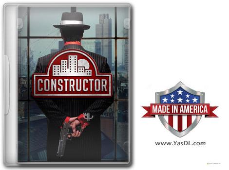 دانلود بازی Constructor Made in America برای PC