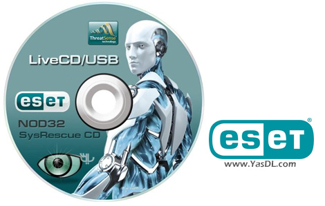 ESET SysRescue.cover  - دانلود ESET SysRescue 1.0.18.0 - دیسک نجات فوق پیشرفته نود 32
