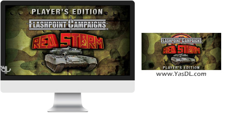 دانلود بازی Flashpoint Campaigns Red Storm Players Edition برای PC