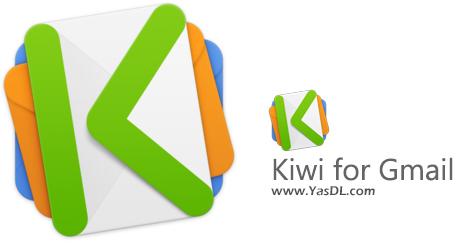 دانلود Kiwi for Gmail 2.0.351 - تجربه سرویسهای گوگل در دسکتاپ