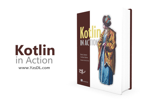دانلود کتاب آموزش برنامه نویسی کاتلین - Kotlin in Action