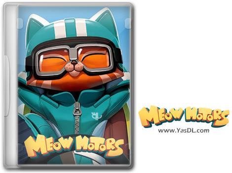 دانلود بازی Meow Motors برای PC