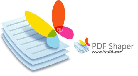دانلود PDF Shaper Professional 8.8 - نرم افزار ویرایش و تبدیل اسناد PDF