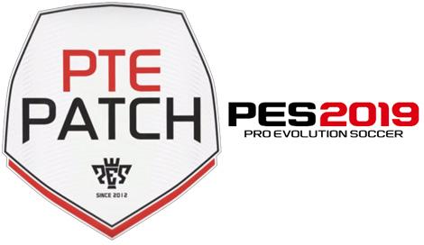 دانلود پچ PTE Patch 2019 2.1 - پچ بازی PES 2019