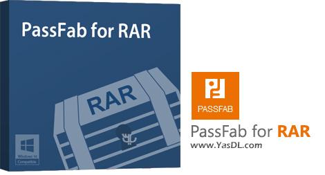 دانلود PassFab for RAR 9.3.3 - بازیابی رمز فایلهای فشرده