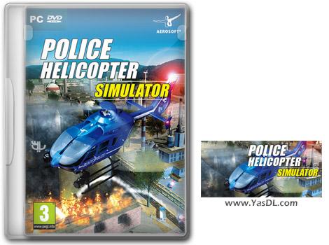 دانلود بازی Police Helicopter Simulator برای PC