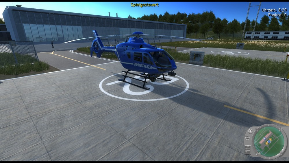 Police Helicopter Simulator For PC